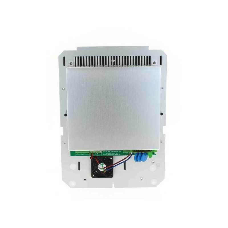 Carte électronique alimentation avec support aluminium et ventilateur électrolyseur au sel Ei Zodiac