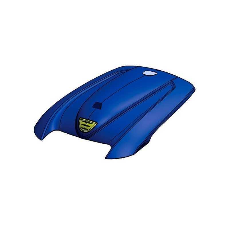 Capot bleu nettoyeur automatique Vortex Zodiac