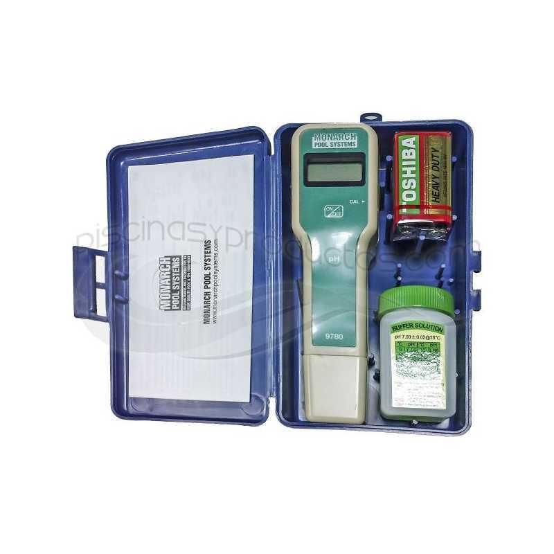 Test électronique de pH