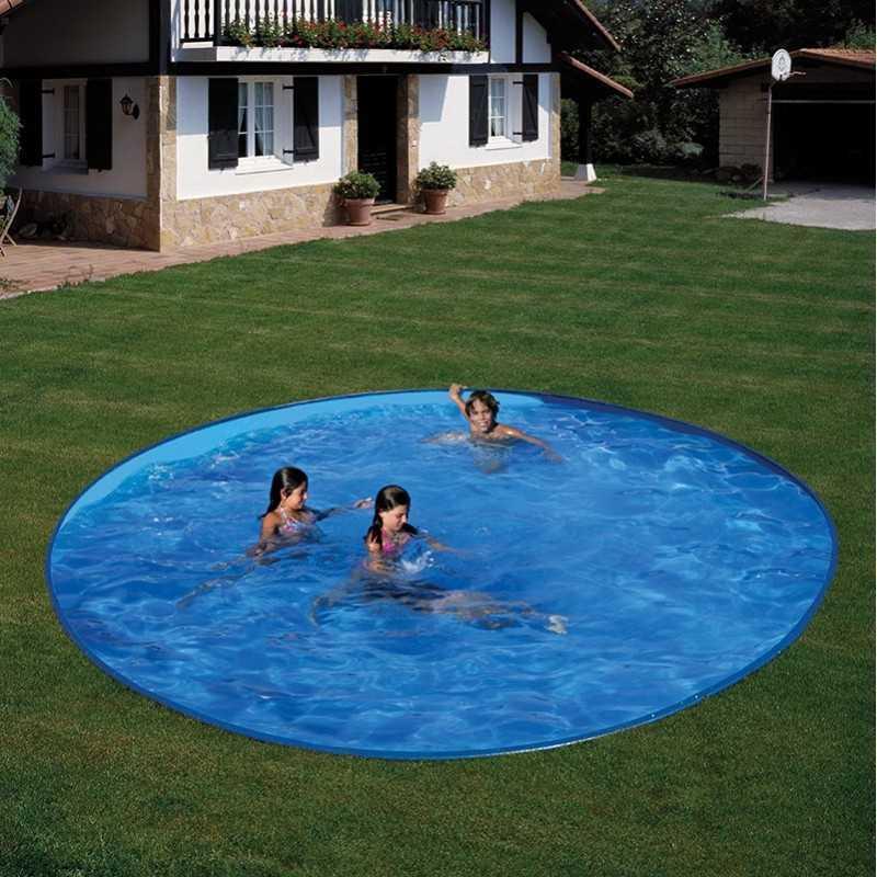Piscina Gre enterrada Star Pool redonda Ø420x150 cm PE4259