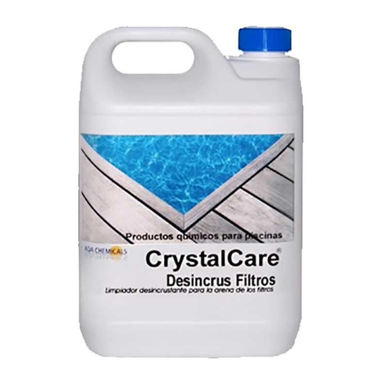 Désincrustant/nettoyeur de filtres liquide CrystalCare