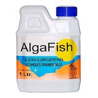 Clorificadora para estanques ornamentales algafish