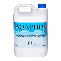 Aditivo para evitar incrustaciones calcareas AQAPHOS 5 L.
