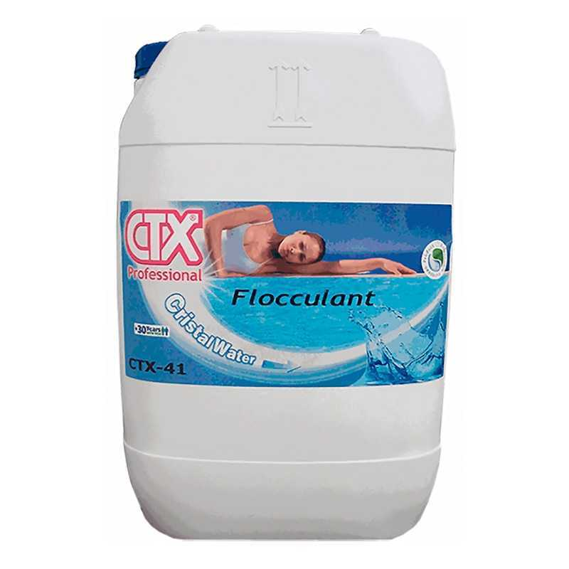 Floculant liquide 5 l. CTX-41 Certikin/CTX