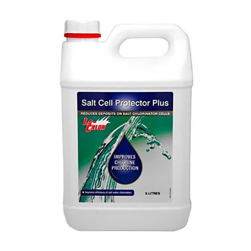 Protecteur cellules électrolyseurs au sel 5 litres Lo-chlor