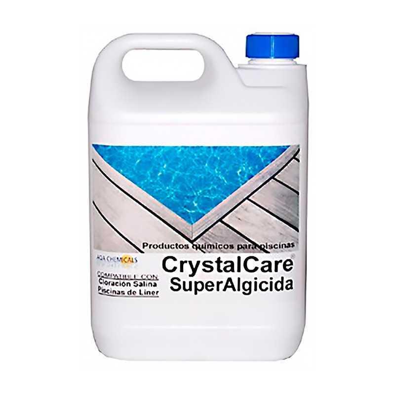 Anti-algues 5 litres Super anti-algues Crystalcare