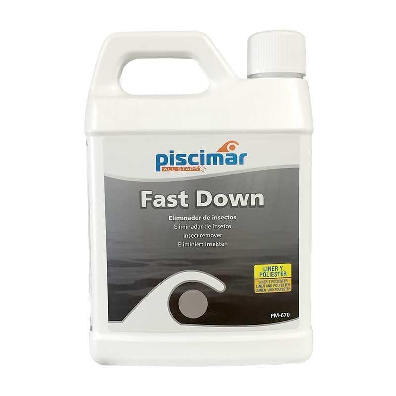 Fast Down. 1 Kg. Eliminador de insectos.