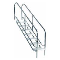 Escalera para discapacitados, 6 peldaños. Astralpool