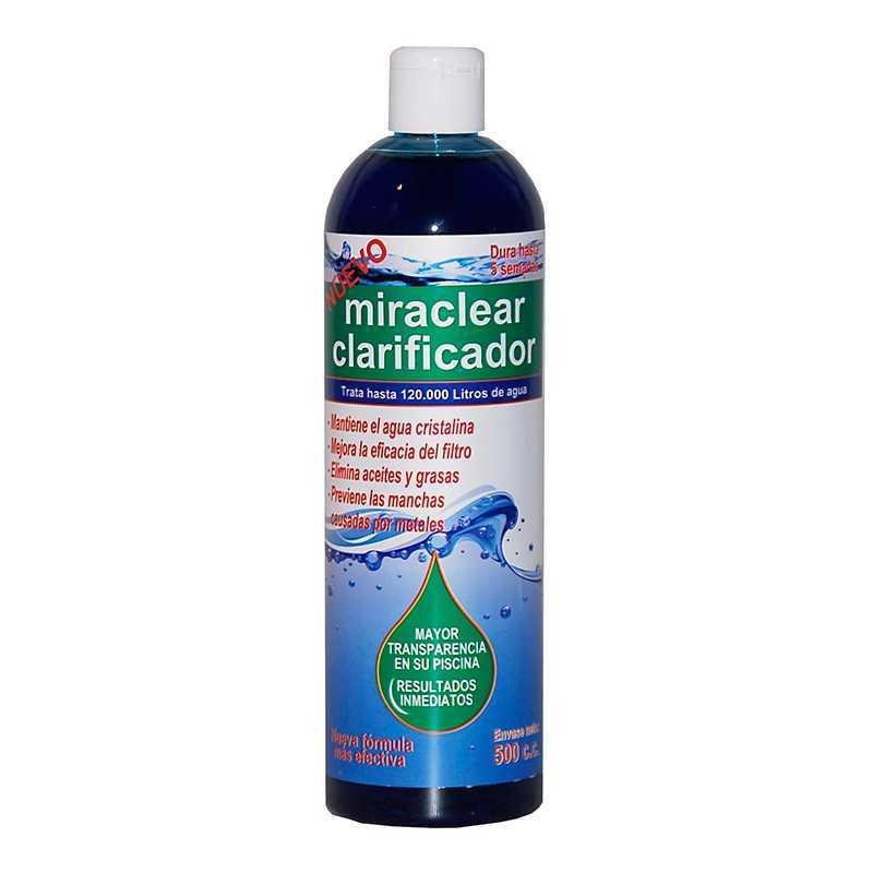 Clarifiant liquide 500 c.c. Miraclear