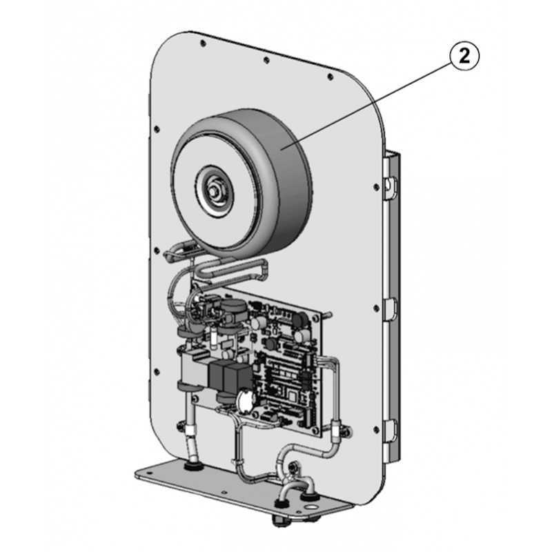 Kit transformador para Electrolisis Ei² y Ei2 Expert de Zodiac