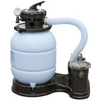 Monobloc de filtración 4.000l/h - Ø300 GRE FS300