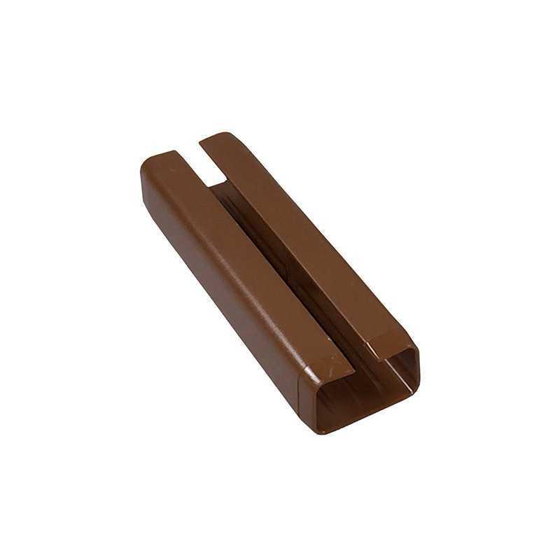 Pieza conectora de perfiles inferiores para piscinas 1,20 de altura Gre Ref. PIPCWP.