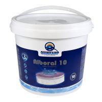 Chlore galets 10 fonctions 5 kgs. Alboral 10 Quimicamp