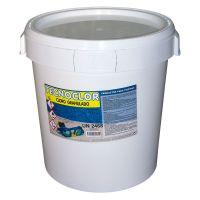Chlore granulé 30 kgs. Tecnoclor