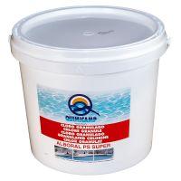 Alboral PS Super, cloro granulado. QUIMICAMP.