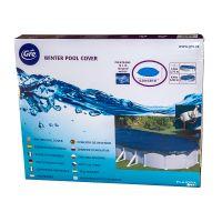 Bâche hiver pour piscines hors-sol ovales 820x460 cm. Gre CIPROV731