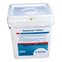 Aquabrome. Bromo pastillas 20 gr. BAYROL.