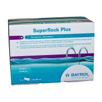 Superflock Plus. Floculante cartuchos. BAYROL.