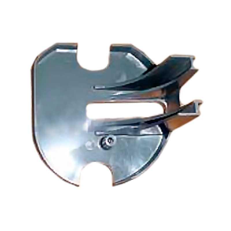 Tapa soporte rueda izquierda gris para Limpiafondos Automático Max 1 de AstralPool