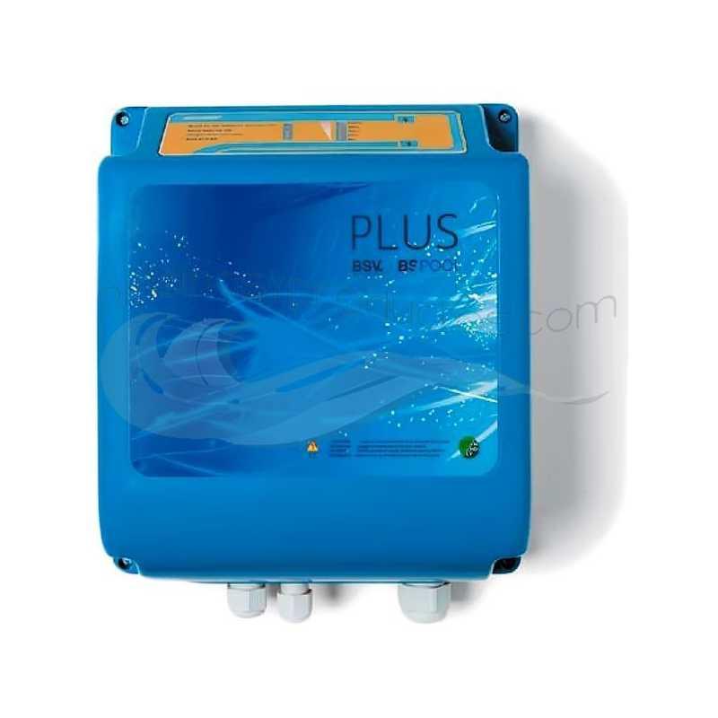 Electrolyse au sel pour piscines privées Concept-Plus