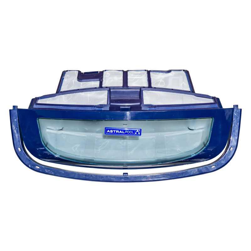 Cartouche de filtre complet bleu pour nettoyeur automatique Max 1 Astrapool