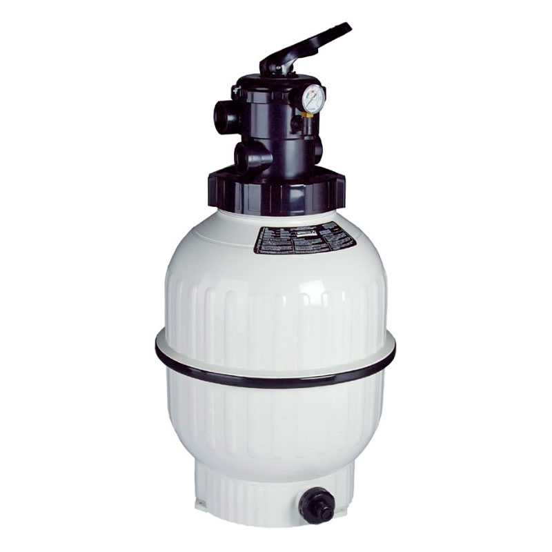 Filter schwimmbad cantabric top.