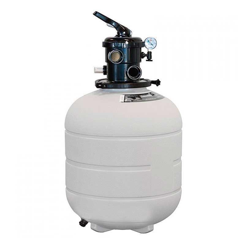 """Filtre à sable Ø 480 mm. Millenium Top vanne multivoies 1½"""" Astralpool"""