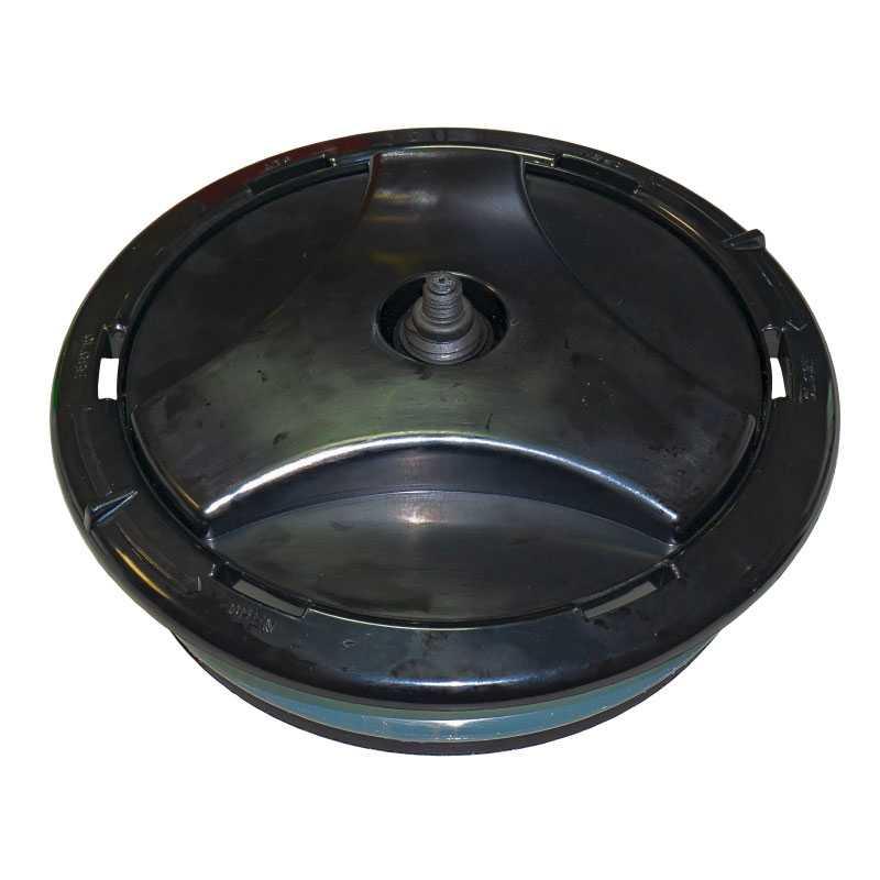 Couvercle complet pour filtre à sable Rapid AstralPool