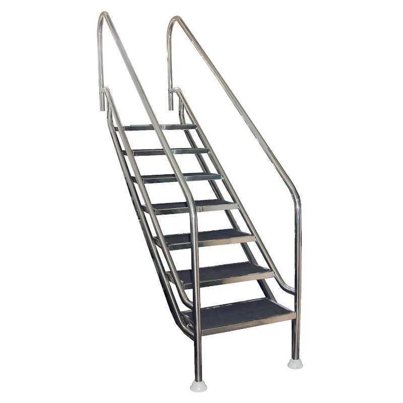 Escalera facil acceso land flexinox