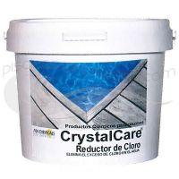 Réducteur de chlore 5 kgs. Crystalcare