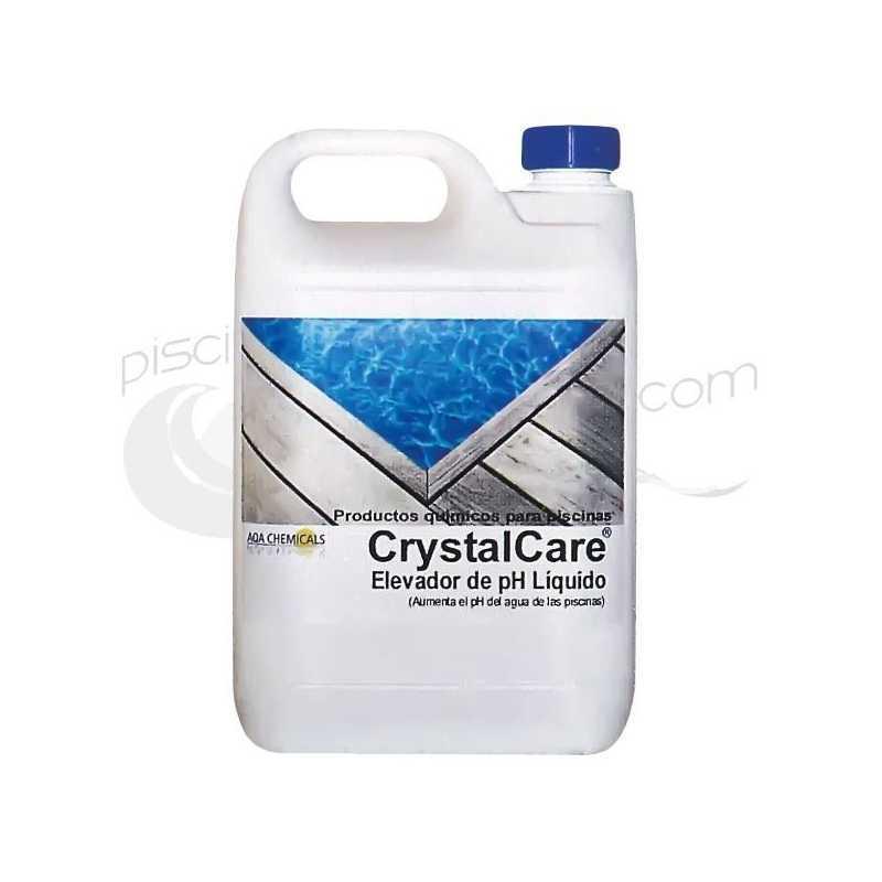 Augmentateur liquide de pH 25 l. CrystalCare