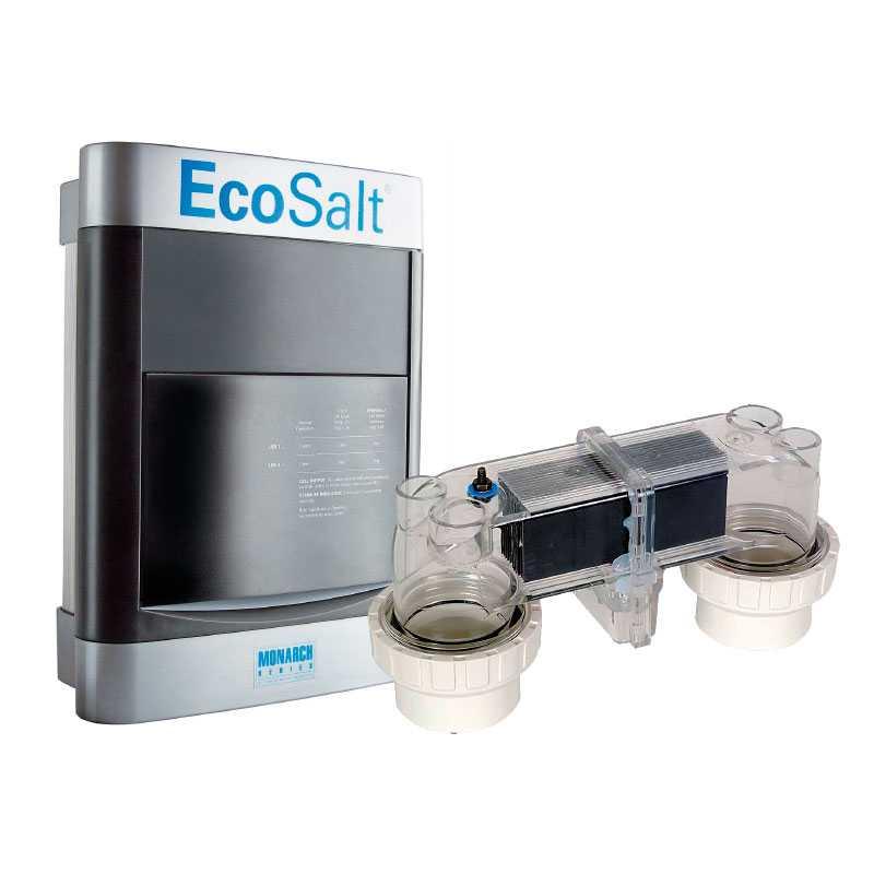 Clorador salino Eco-Salt