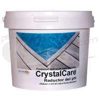 Réducteur de pH en granulés 16 kgs. Crystalcare