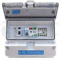 Coffret électrique pour pompe monophasée 1/2 CV BSV