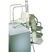Elevador hidráulico Astralpool con pasamanos 650 mm