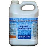 Pack de 4 produits anti-algues + anti-calcaire 5 litres spécial électrolyseurs au sel Astralpool