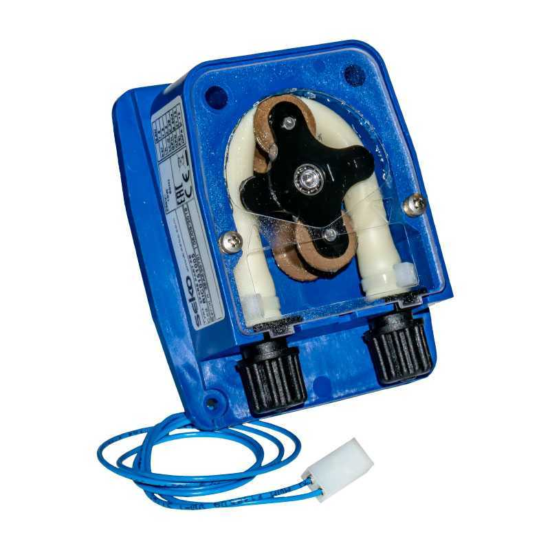 Pompe péristaltique, débit 1,5 l/h POOL BASIC
