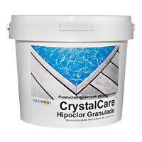 Hypochlorite de calcium granulé 25 kgs. Crystalcare