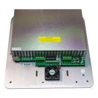 Ensemble carte électronique alimentation avec support aluminium et ventilateur électrolyseur au sel Tri et Tri Expert Zodiac