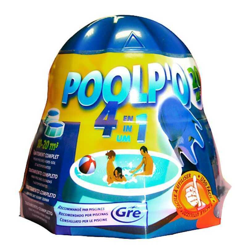 Doseur flottant pour piscines hors-sol Poolp'o Gre