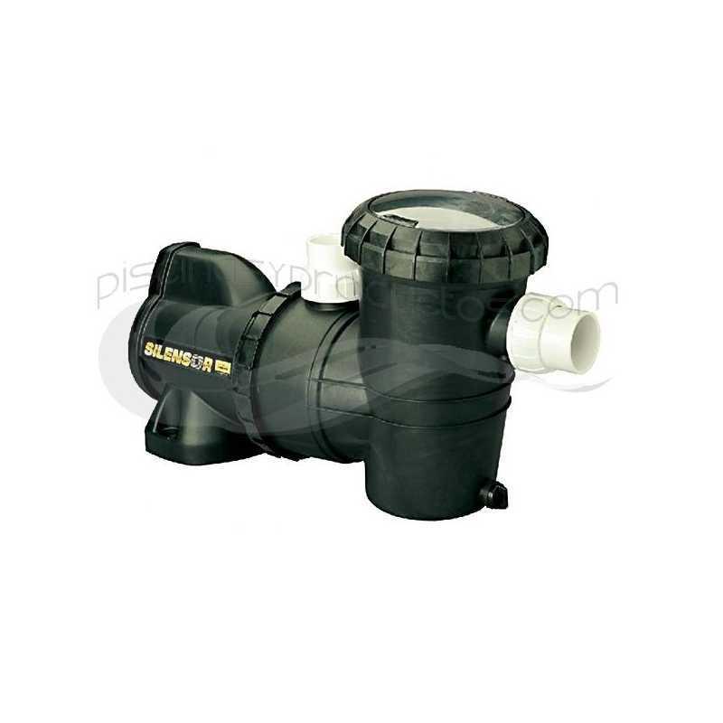 Bomba de filtración silensor