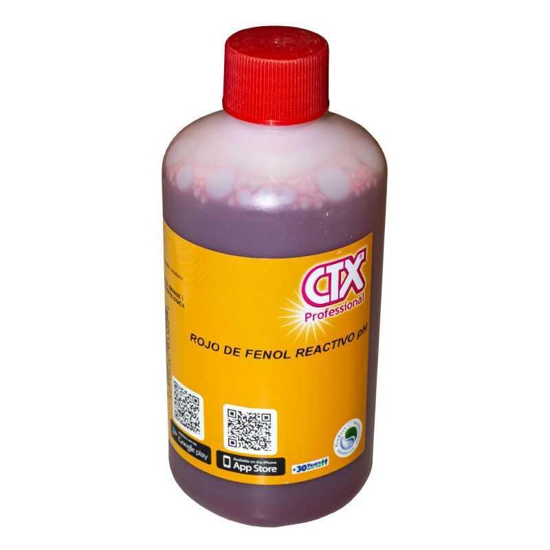 Réactif Phénol 250 ml. CTX
