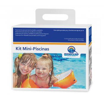 kit mini-piscines Quimicamp