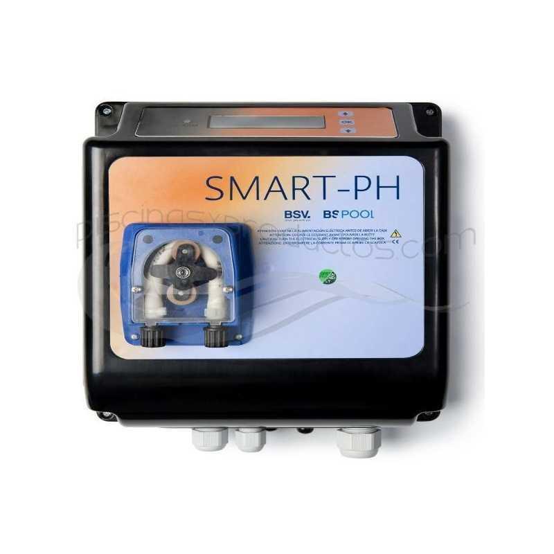 Clorador salino para piscinas privadas Concept-Smart pH