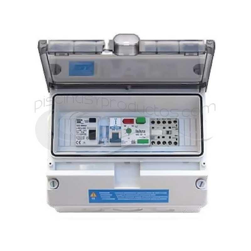 Coffret électrique pour pompe monophasée 1/3 CV Bsv