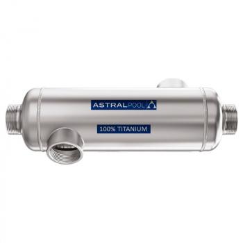 Echangeur de chaleur eau-eau TIT-210 kW Astralpool Waterheat EVO