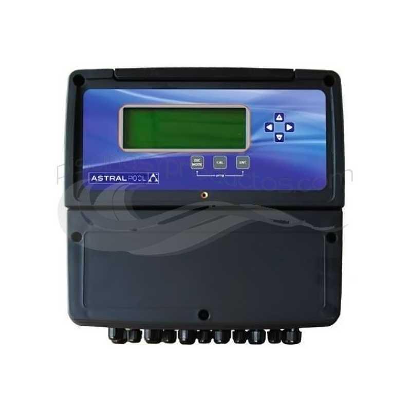 Unidad Controller Ph/Redox/Serial Port Astralpool