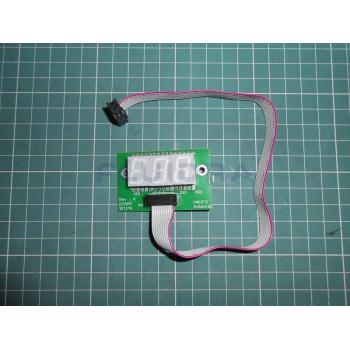 Carte élecronique avec écran pH ECCO E5