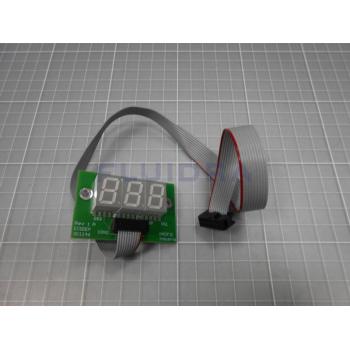 Carte électronique écran pH ECCO E5