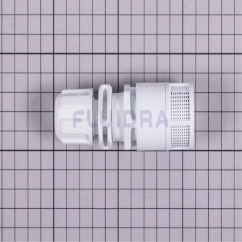 Crépine d'aspiration 4/6mm PVC/FPM pour pompe doseuse Optima avec analyseur